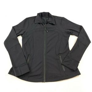 Lululemon Black Define Running Athletic Jacket 10